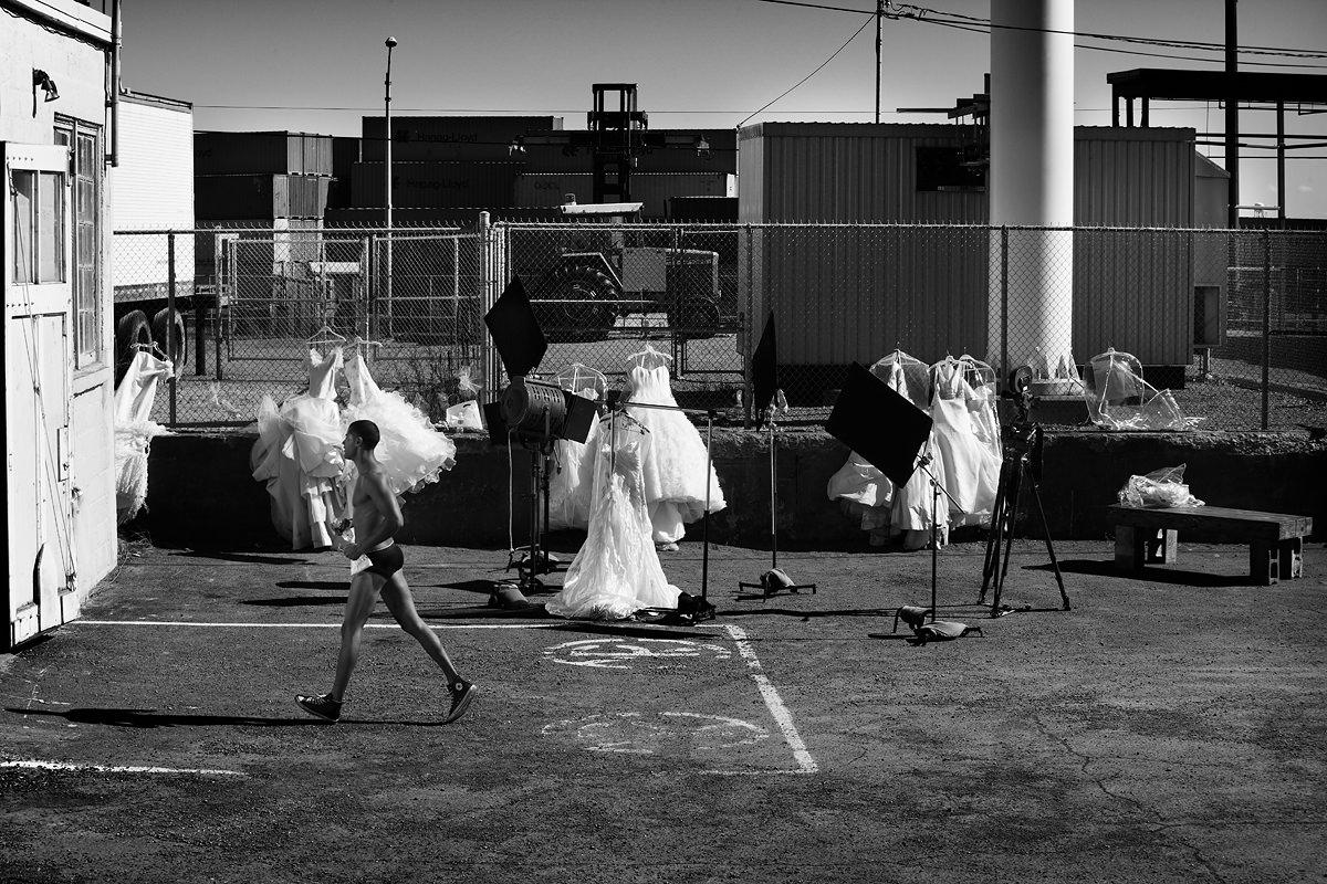 CLASSIC FASHION PHOTOGRAPHY - WEDDING DRESSES