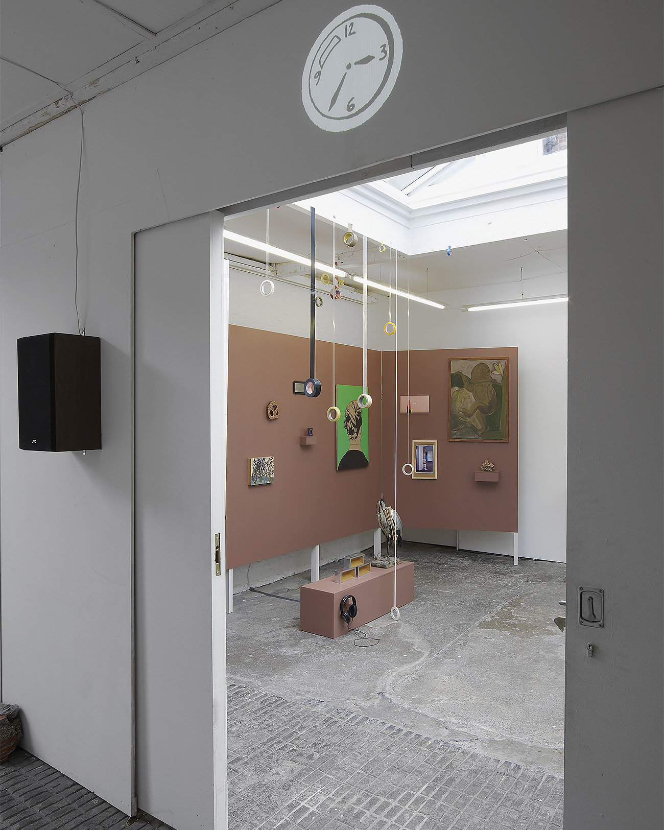 Andy holden_Dan Cox Library for th Unfinished Concept of Thingly time_Mark Leckey, Philip Jeck works.jpg