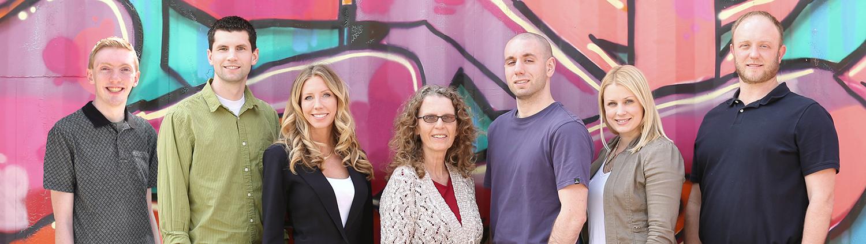 Entrepreneurial Technologies team