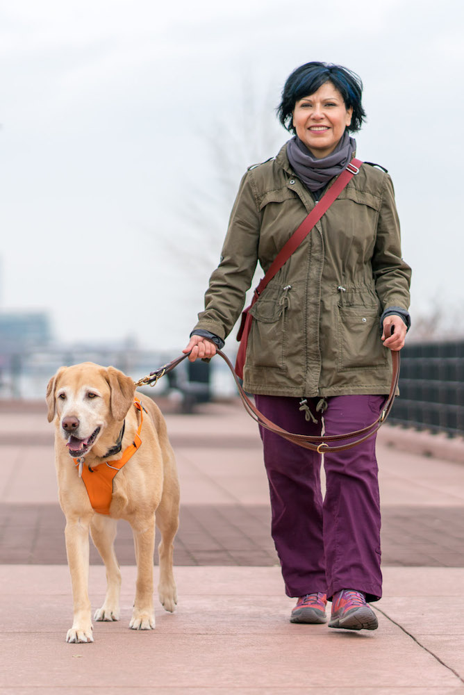 Who is the best dog walker in Weehawken?