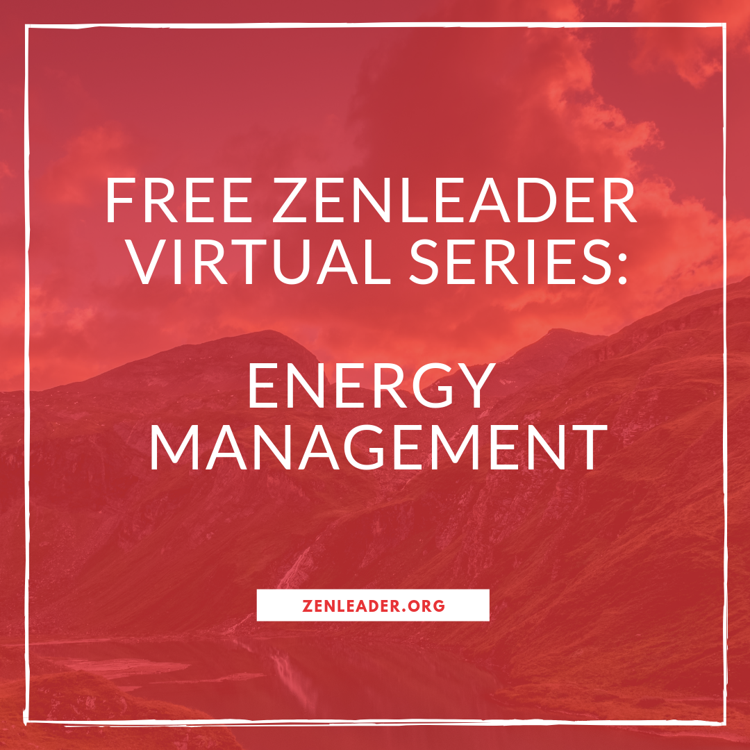 Energy Management 101 - April 17th @ 12:30-1:00 PM EDTThis monthly free virtual series offers simple wellness tools and techniques that professionals can bring into the workplace to energize mentally, emotionally and physically during the 9-5.This session will focus on best practices to understand the unspoken dynamics of your energy and the energy of others in the workplace.Energy as defined by that feeling you get when someone walks into a room or the meetings you leave always feeling drained. Learn to navigate using your energy and receiving energy from others inside and out of the office.