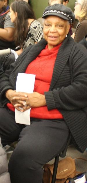Minnie Elliott, President