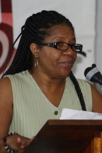 Cheryl Brunson, Treasurer