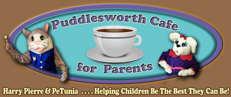 Click here for The Puddlesworth Cafe/Blog for Parents.