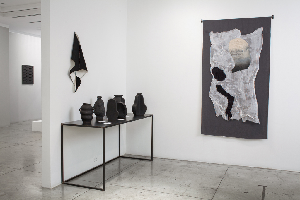 Black & White: Modern & Contemporary Positions,  curated by Stephanie Buhmann, Jason McCoy Gallery, NY, NY, 2016
