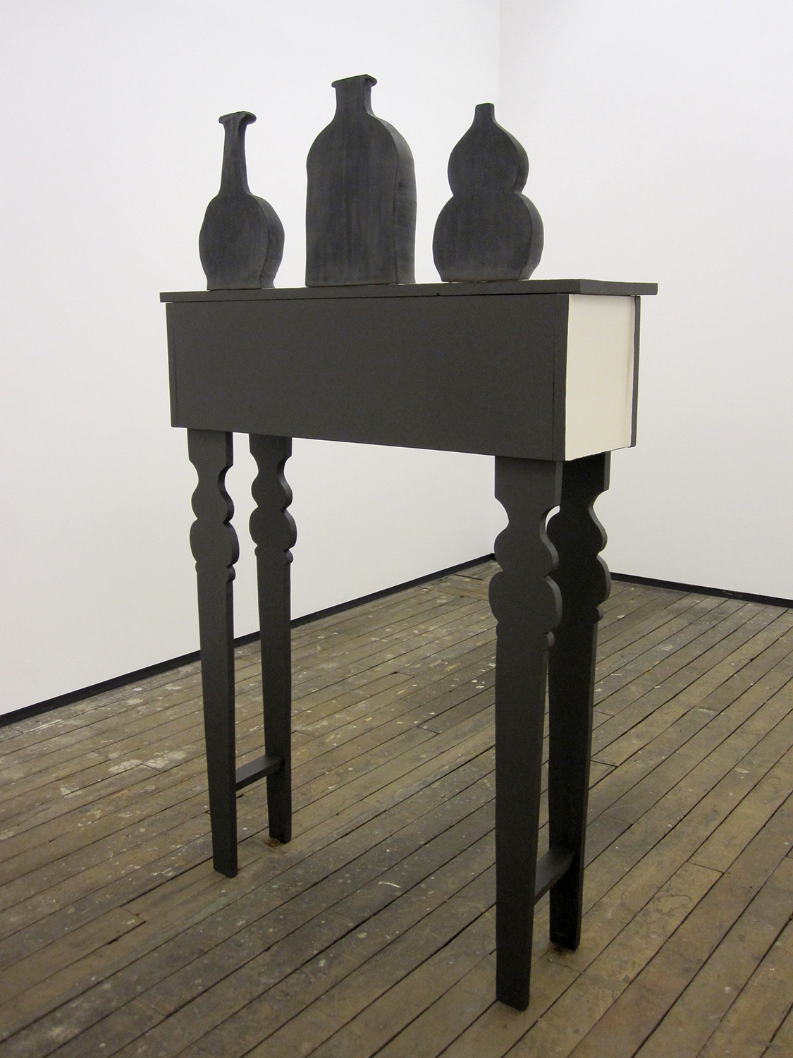 UNDEREMPLOYED , Zurcher Studio, curated by Josh Blackwell, NY, NY, 2011