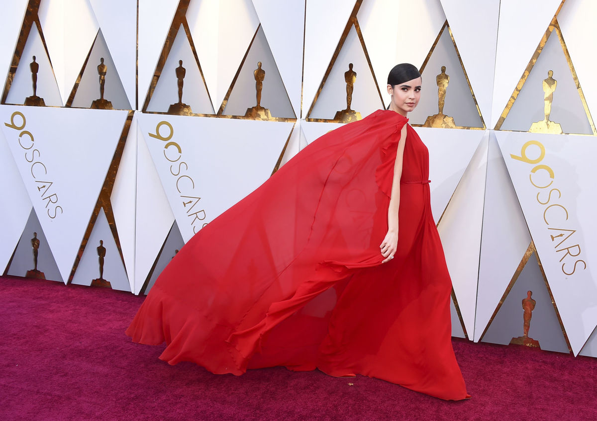 2018 Academy Awards Red Carpet with E! Entertainment