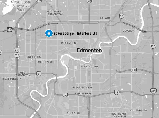 Learn more about Beyersbergen Interiors, an commercial interior contractor in Edmonton, Alberta.