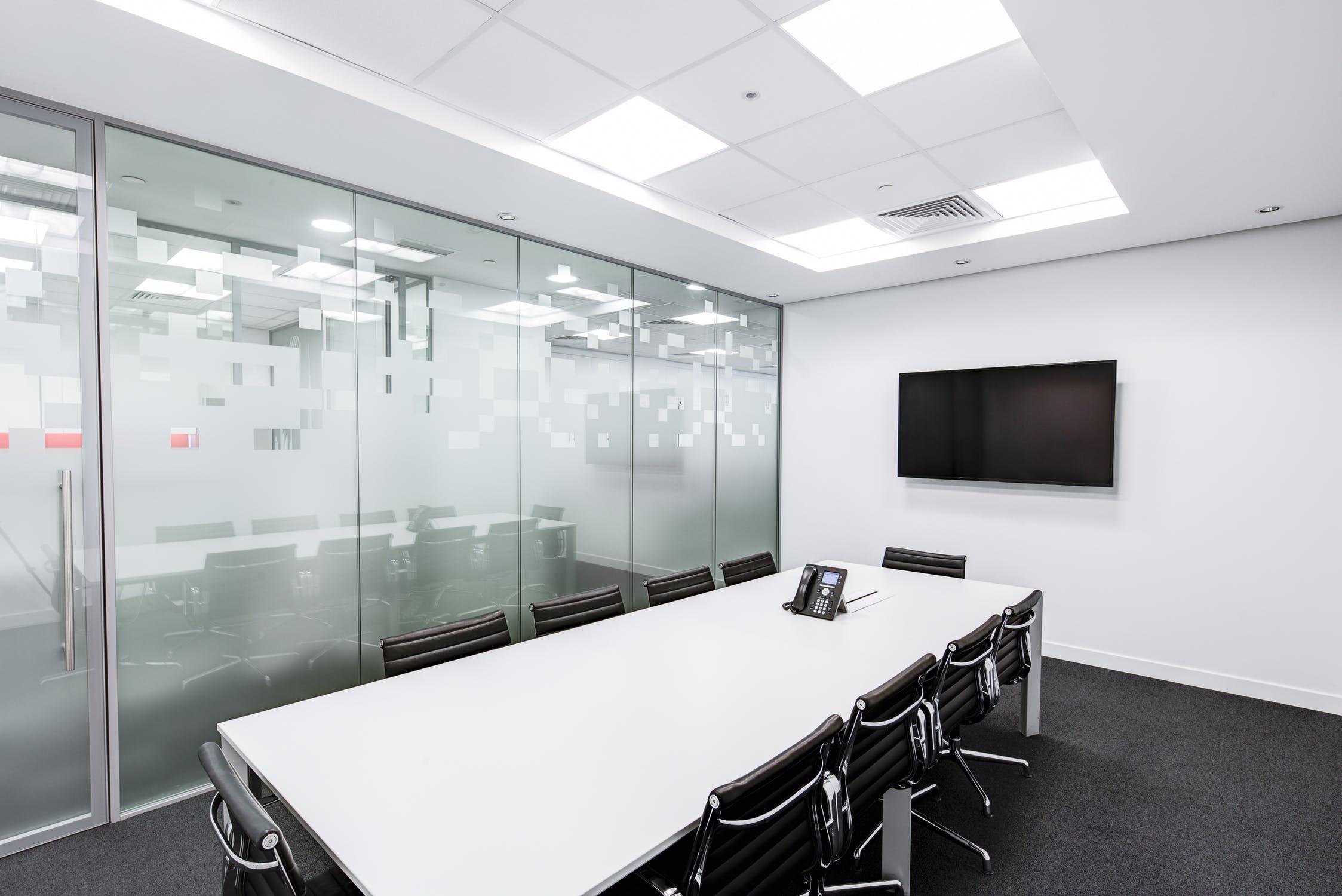 Office Buildings -