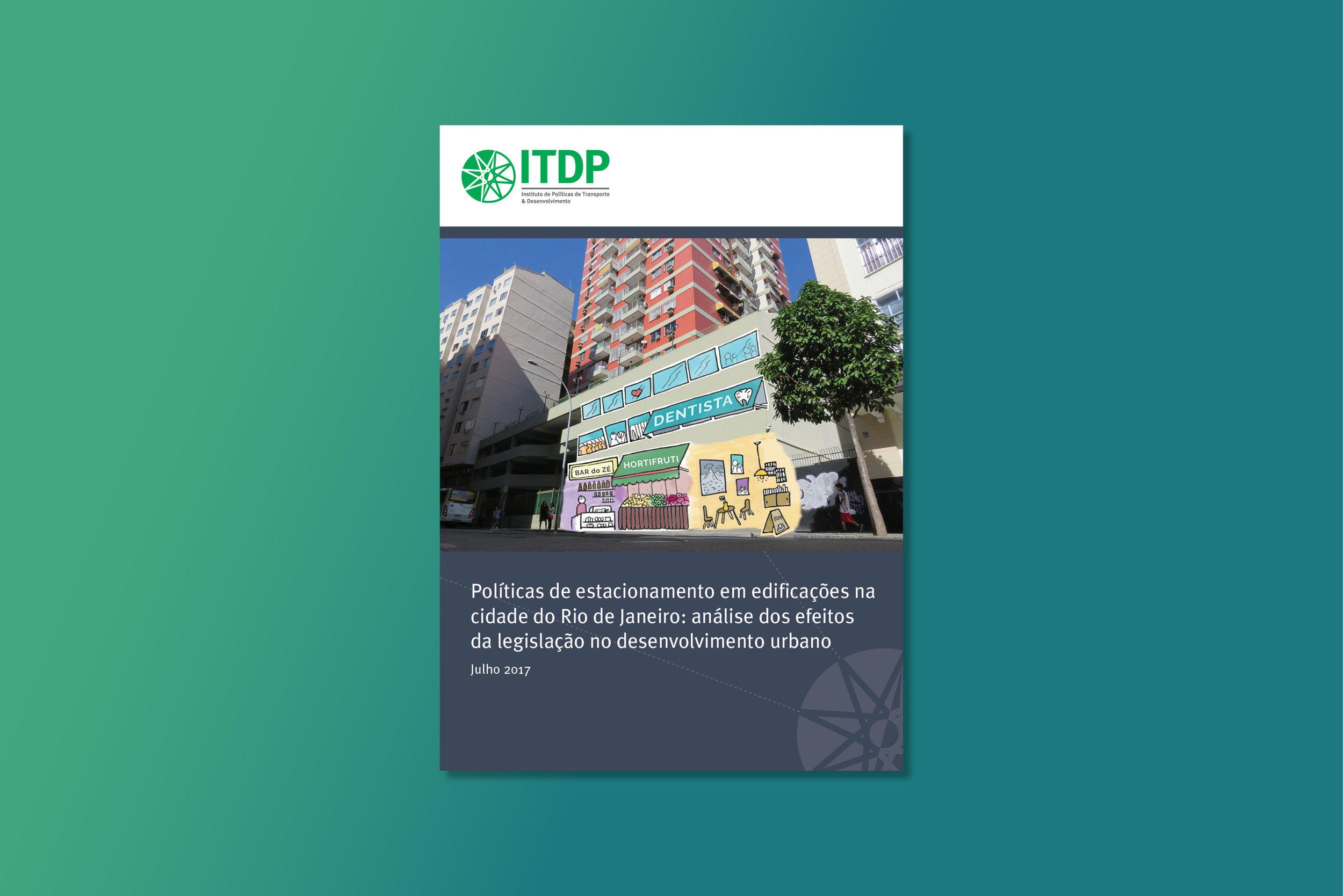 Políticas de estacionamento em edificações na cidade do Rio de Janeiro: análise dos efeitos da legislação no desenvolvimento urbano