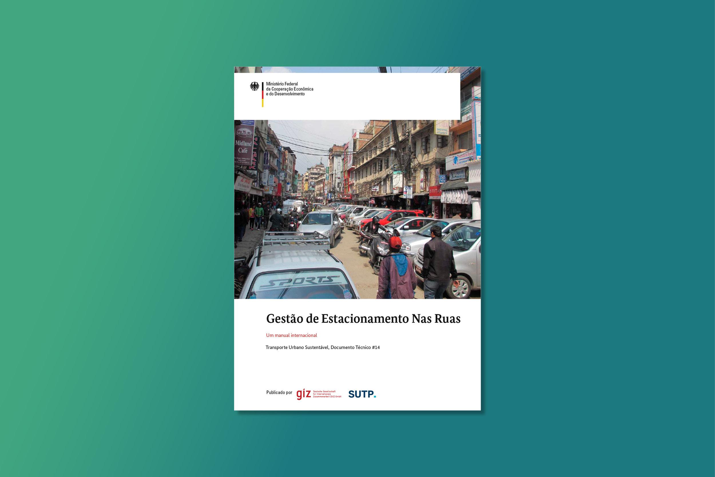 Gestão de Estacionamento nas Ruas: um manual internacional