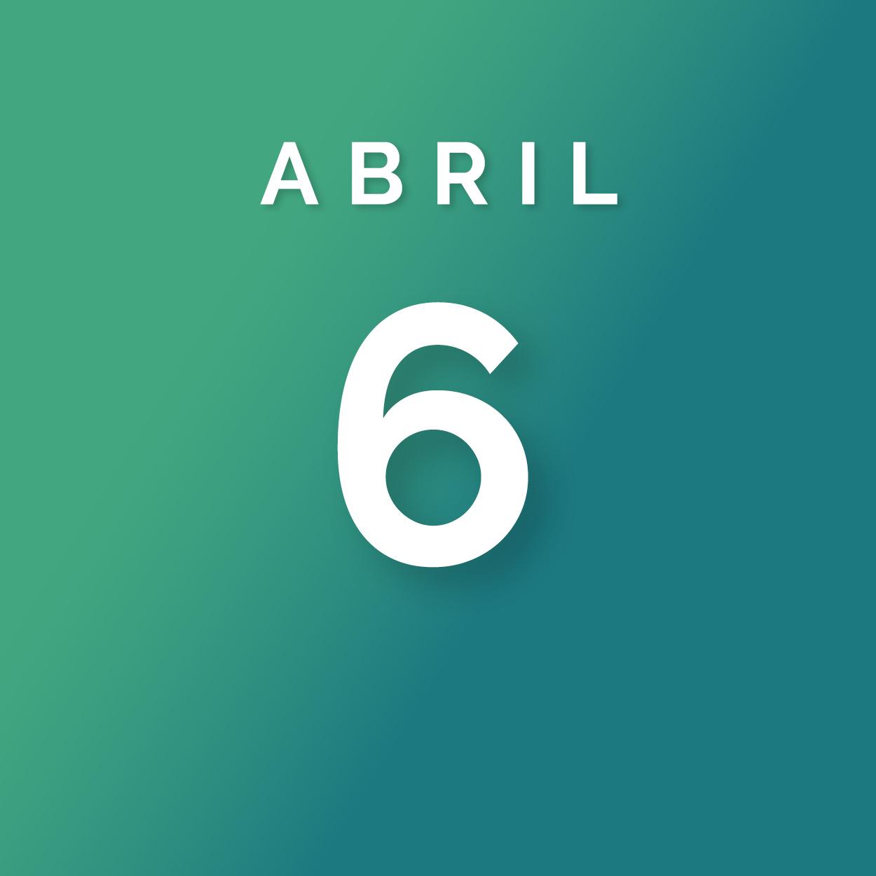 Encerramento das inscrições - Sexta-feira, 06 de Abril, 2018às 23:59