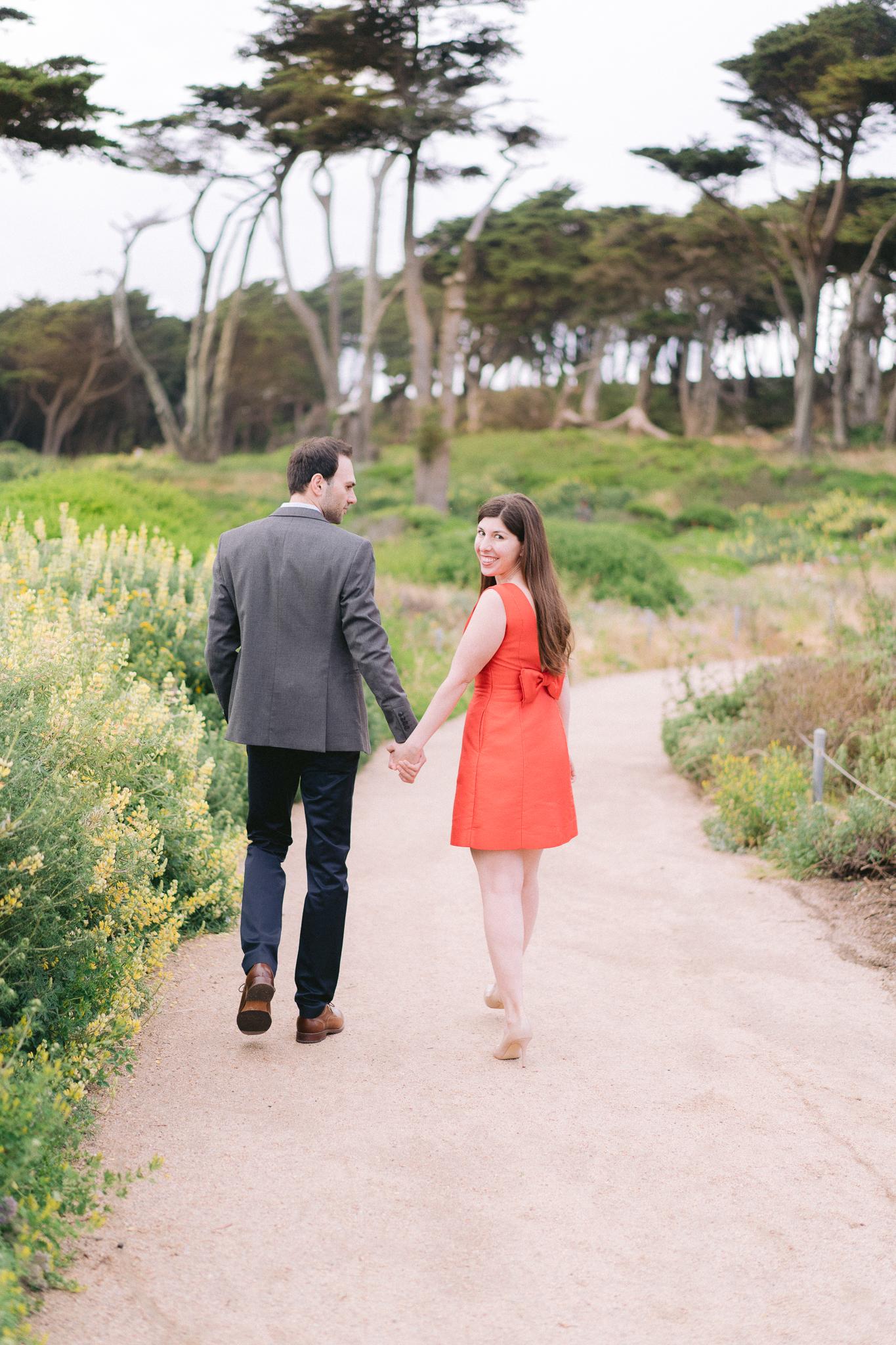 San Francisco Engagement, Baker Beach Engagement, Land's End engagement-51.jpg