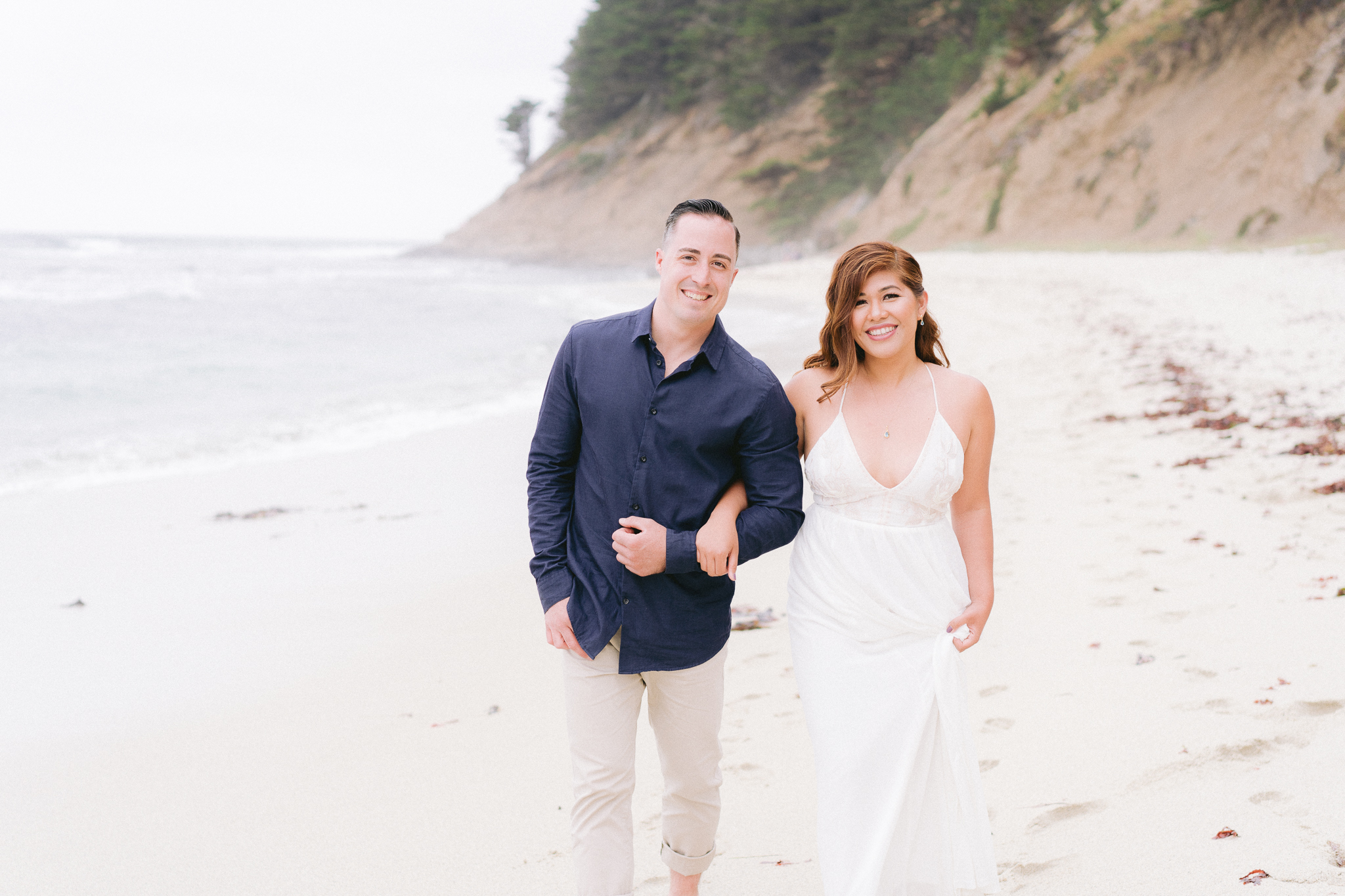 Fitzgerald Marine Reserve Engagement, Half Moon Bay Engagement, Beach Engagement, Monica and Lance July 2019-3.jpg