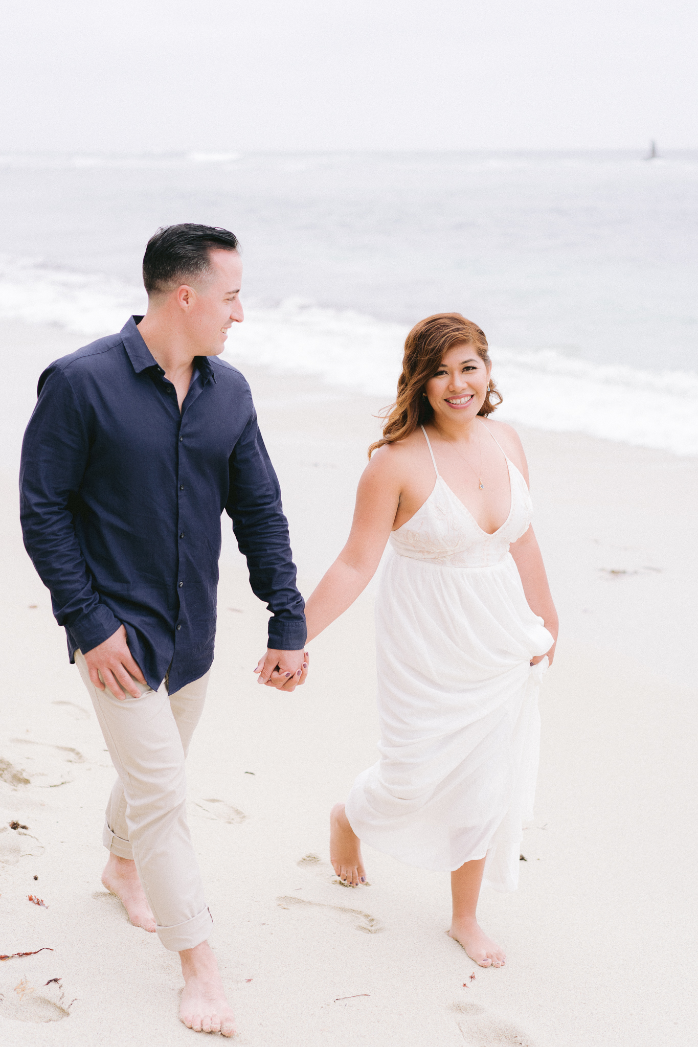 Fitzgerald Marine Reserve Engagement, Half Moon Bay Engagement, Beach Engagement, Monica and Lance July 2019-2.jpg