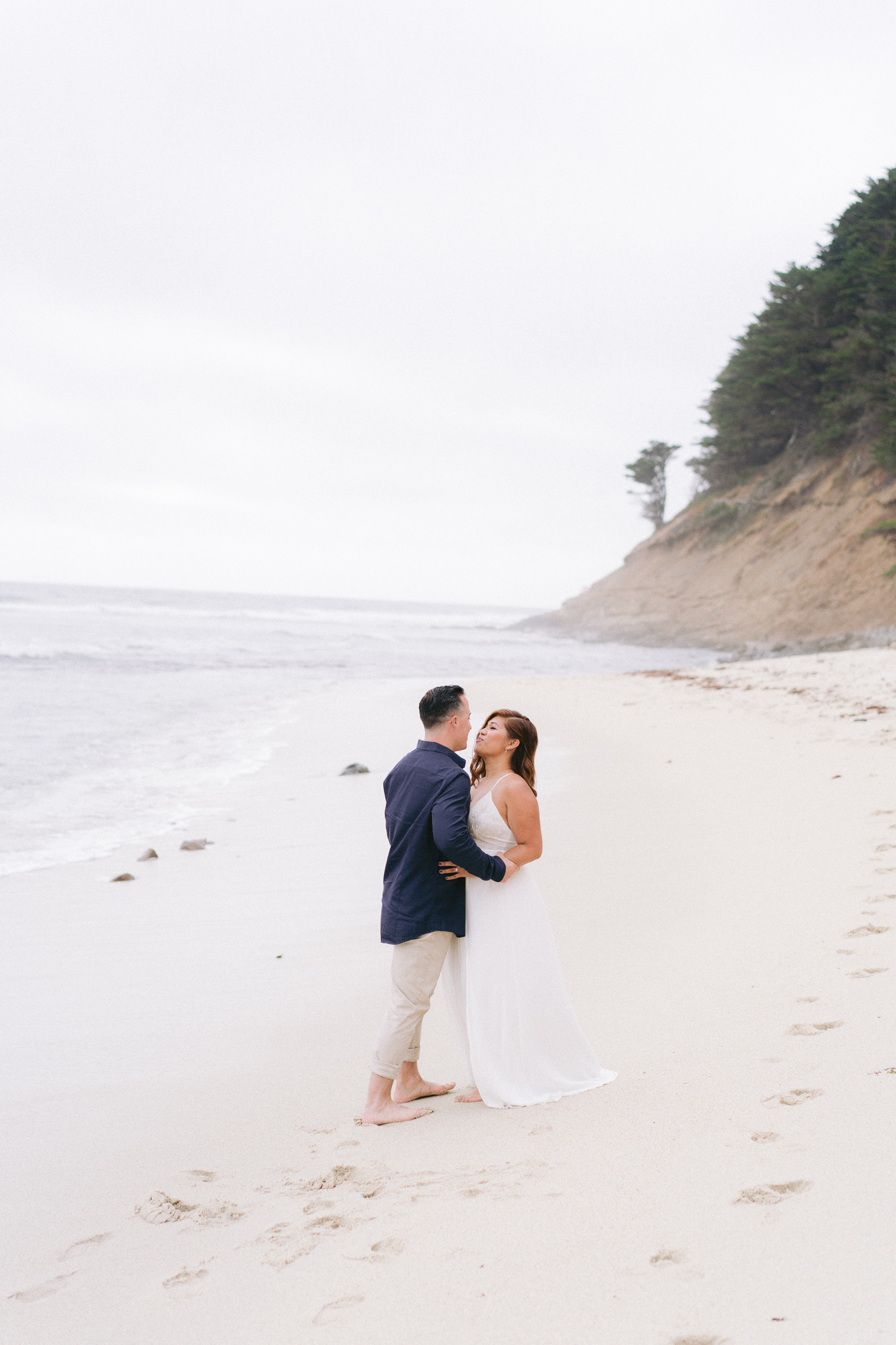 Fitzgerald Marine Reserve Engagement, Half Moon Bay Engagement, Beach Engagement, Monica and Lance July 2019-8.jpg