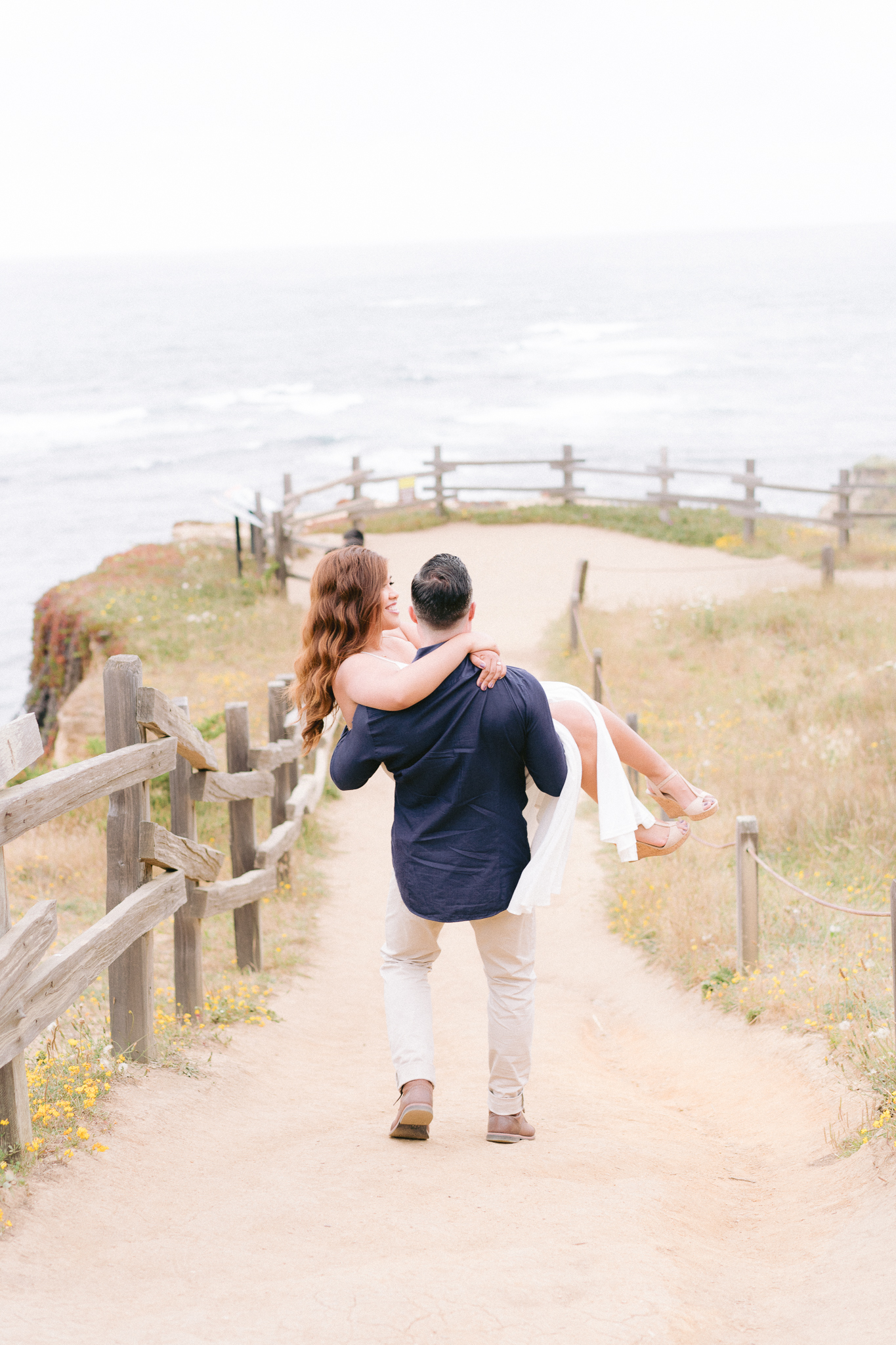 Fitzgerald Marine Reserve Engagement, Half Moon Bay Engagement, Beach Engagement, Monica and Lance July 2019-12.jpg