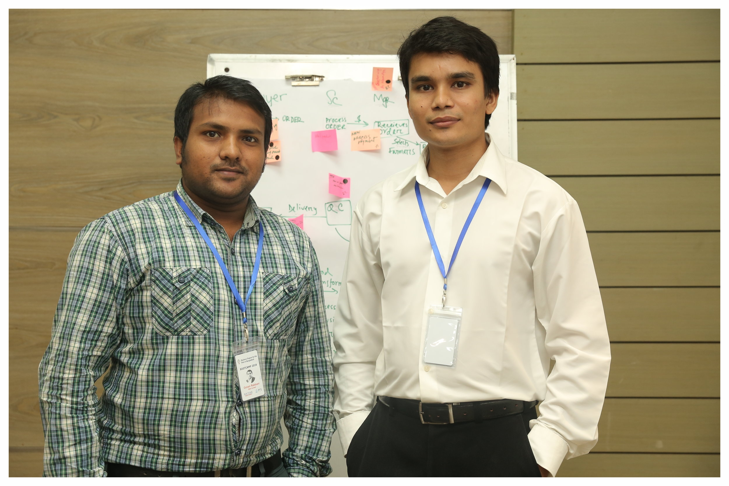 """SafeConnect - """"SafeConnect's initial model was all about connecting people with fresh food through a prepaid payment system, but from the Bootcamp, a key learning was people will be not be ready to go for a 100% prepaid payment system. This is something we discovered on the last day of the Bootcamp during customer interviews. And this was vital for us."""""""