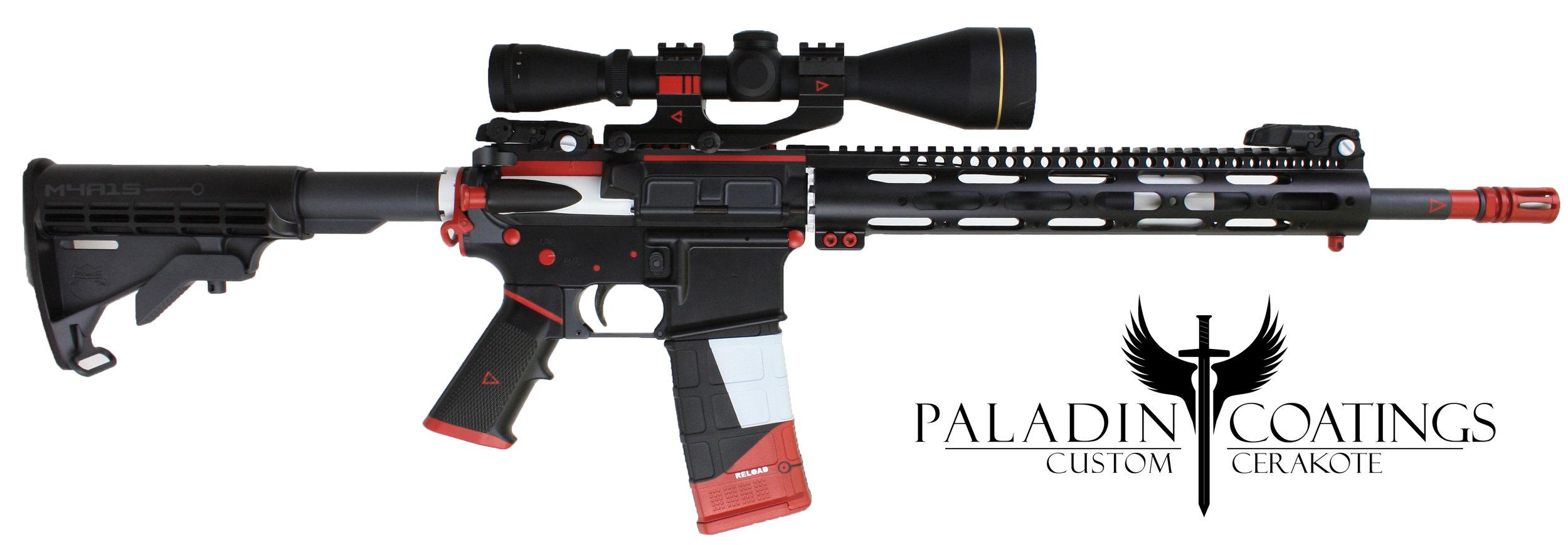 M4a1 S Cyrex Paladin Coatings