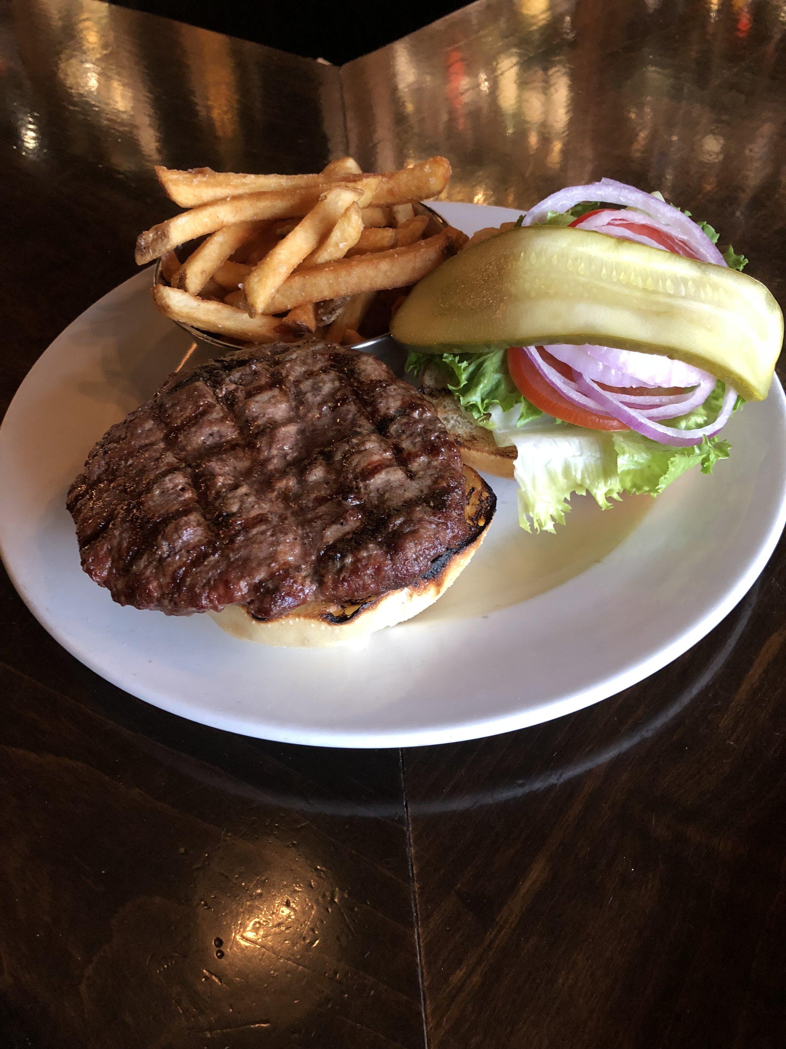 """The Roy"" Burger"