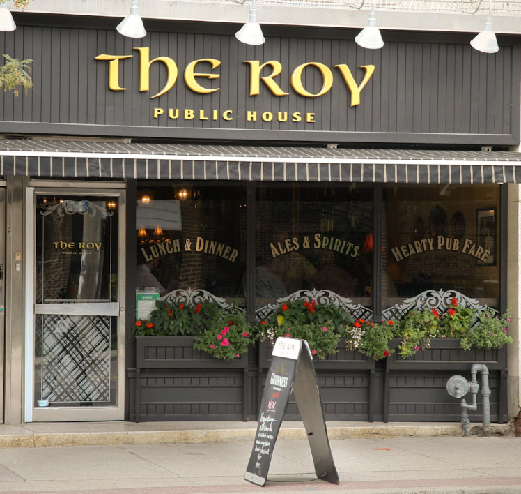 We're located at 894 Queen Street East in the heart of Leslieville.