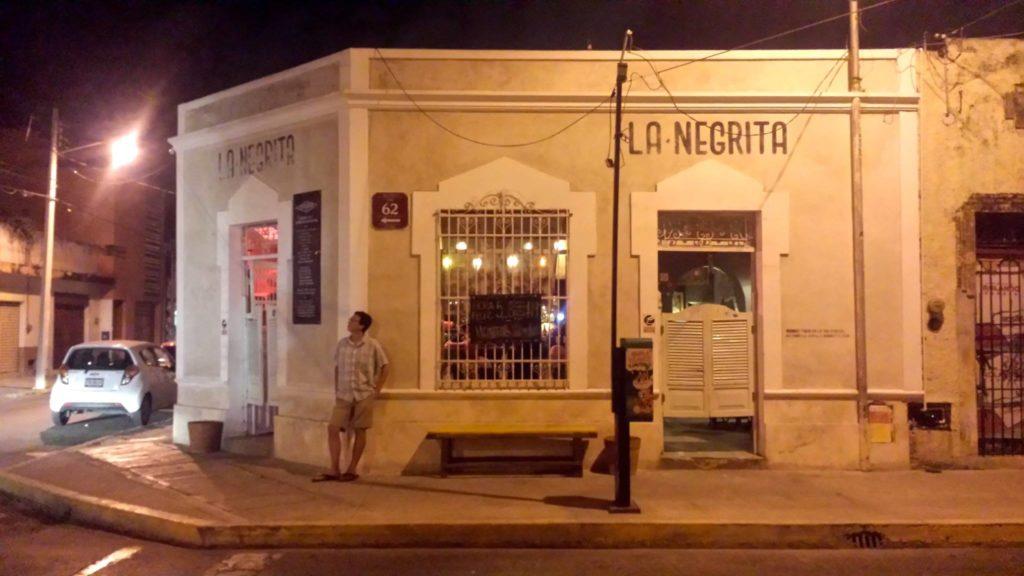 La Negrita Cantina