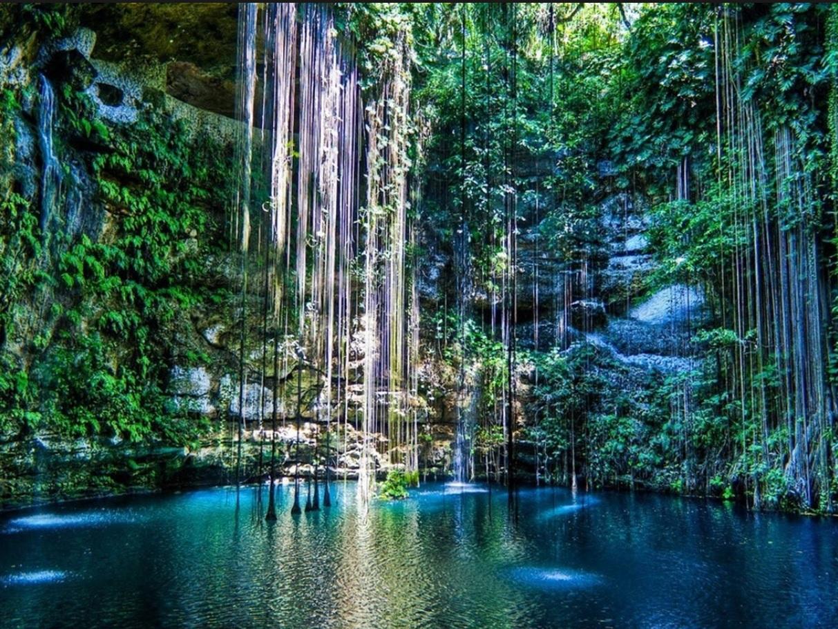 3. Il Kil & Valladolid - Tour de cenotesTransfer a HolboxCruce por Ferry