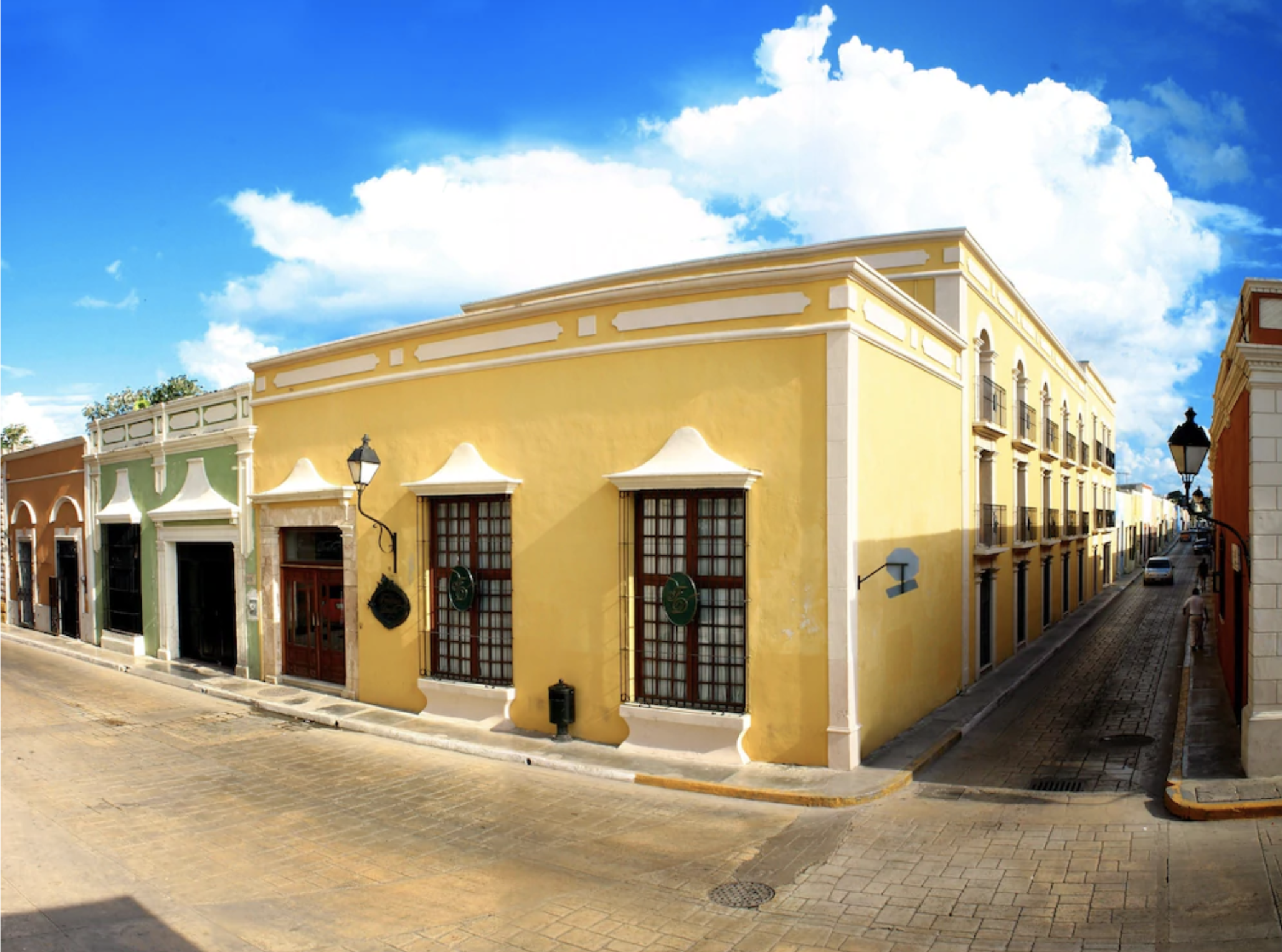 hotel Francis Drake - Day 4. February 20 Morning visit Uxmal. Afternoon Campeche city tour. O/N Campache
