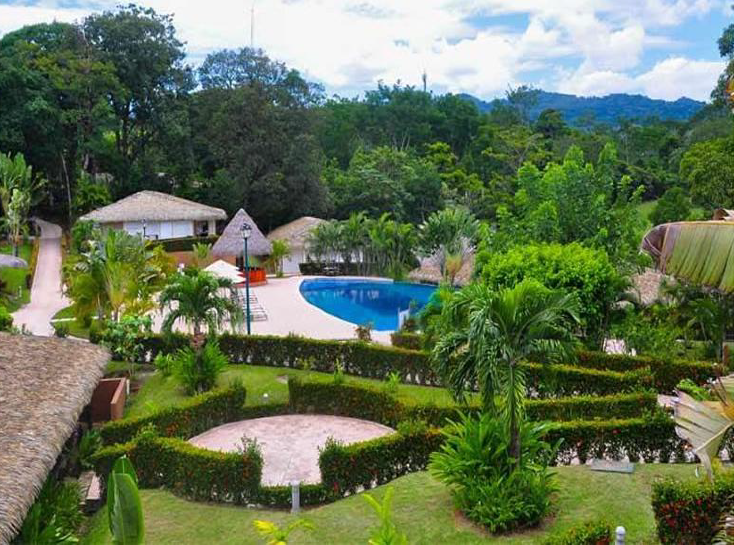hotel Villa Mercedes Palenque - Day 5. February 21 Morning, take a trip down to Sabancuy, In the afternoon, visit the archaeological site of Palenque. O/N Palenque