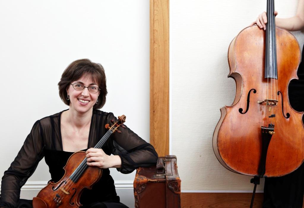Serena Canin, violin