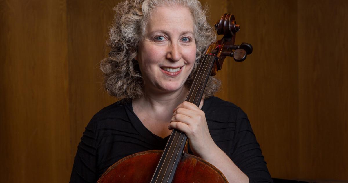 Julia Lichten, cello