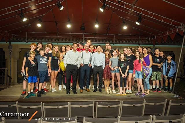 Last Friday, CMC had the pleasure of returning to @caramoor, this time to hear performances by  the @doverquartet and Davóne Tines (@alsoanoperasinger). The students had the opportunity to meet the members of the quartet and Davóne, talk to them and get autographs!