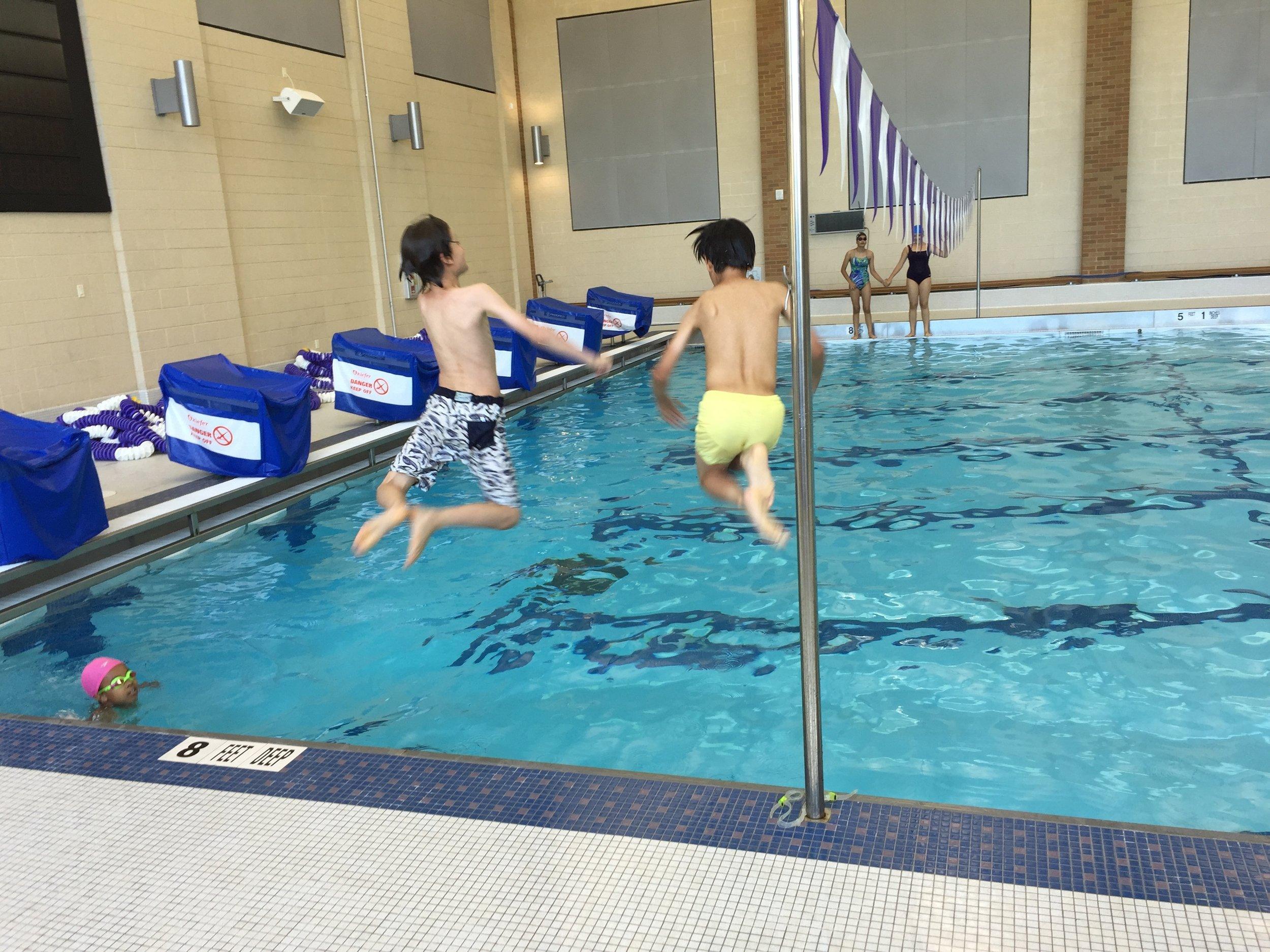 Orion Shogo jumping in pool.jpg