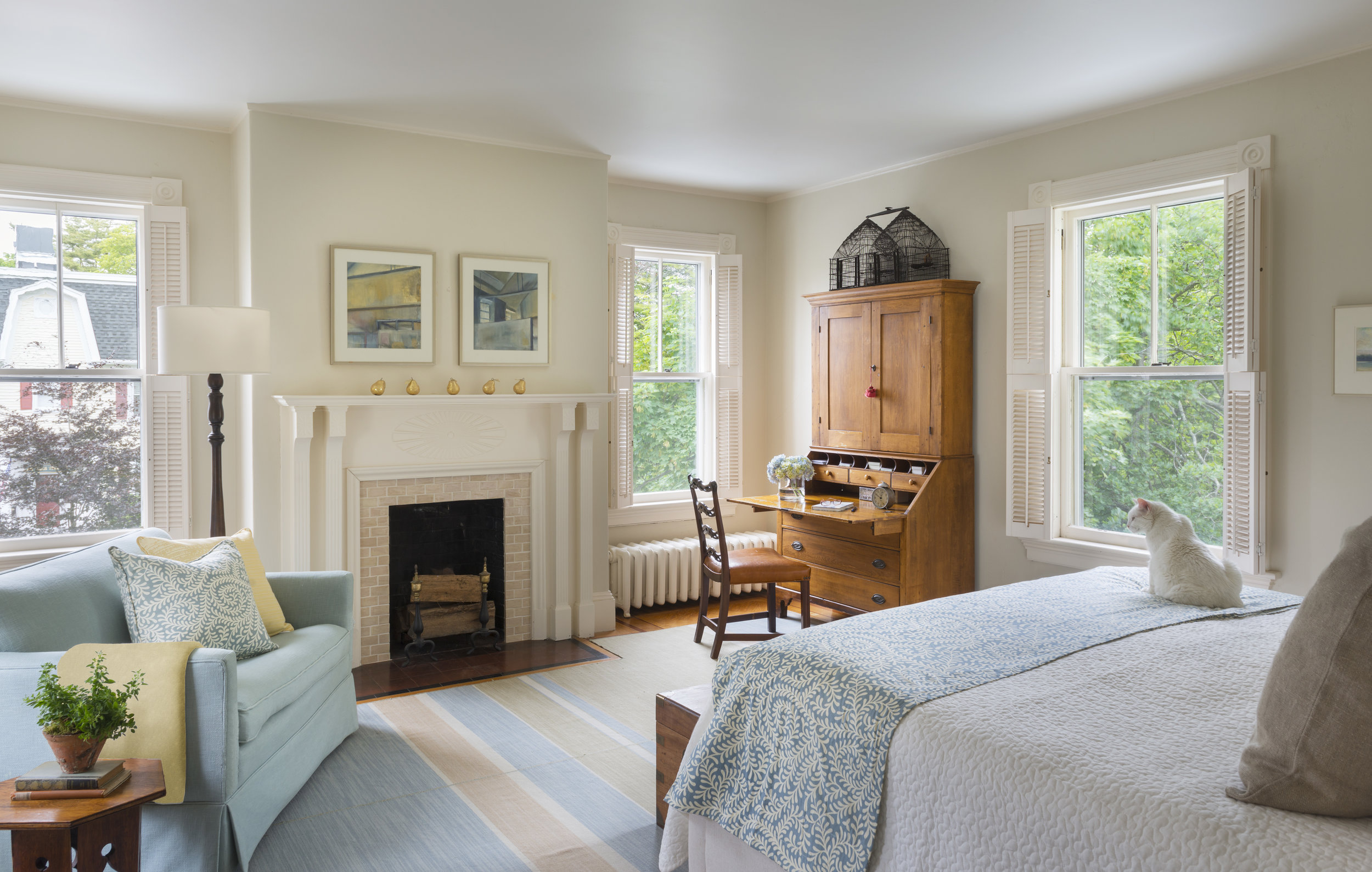 Newport Traditional Bedroom