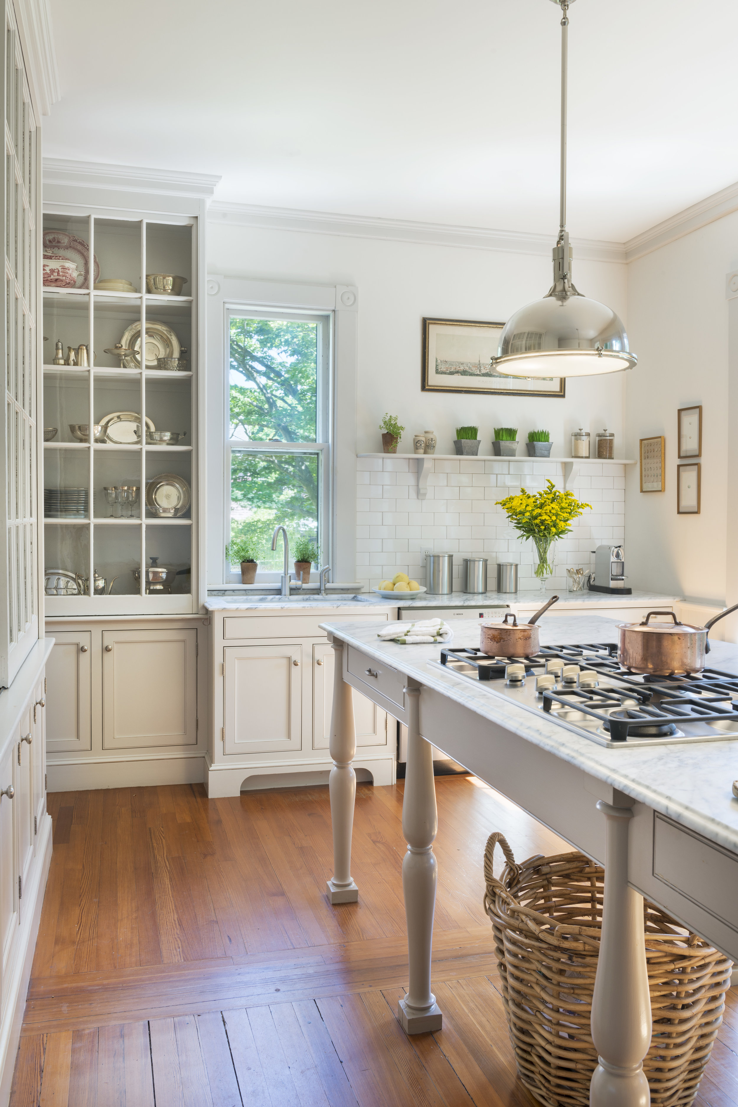 Newport Traditional Kitchen