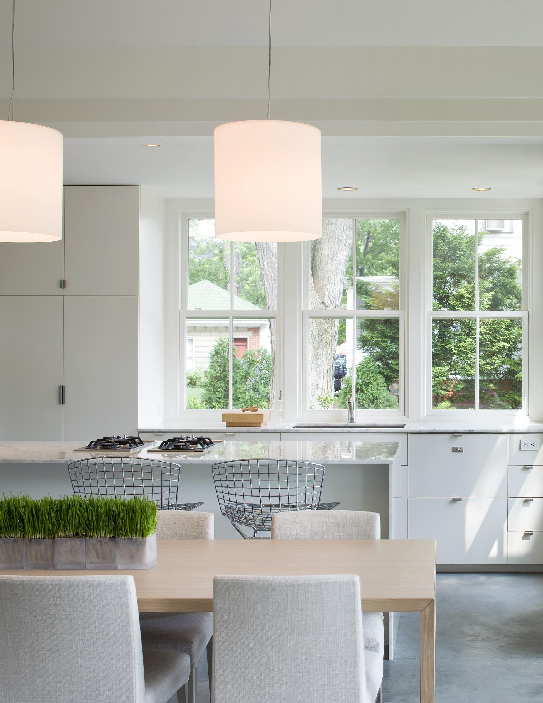 Providence Modern Kitchen