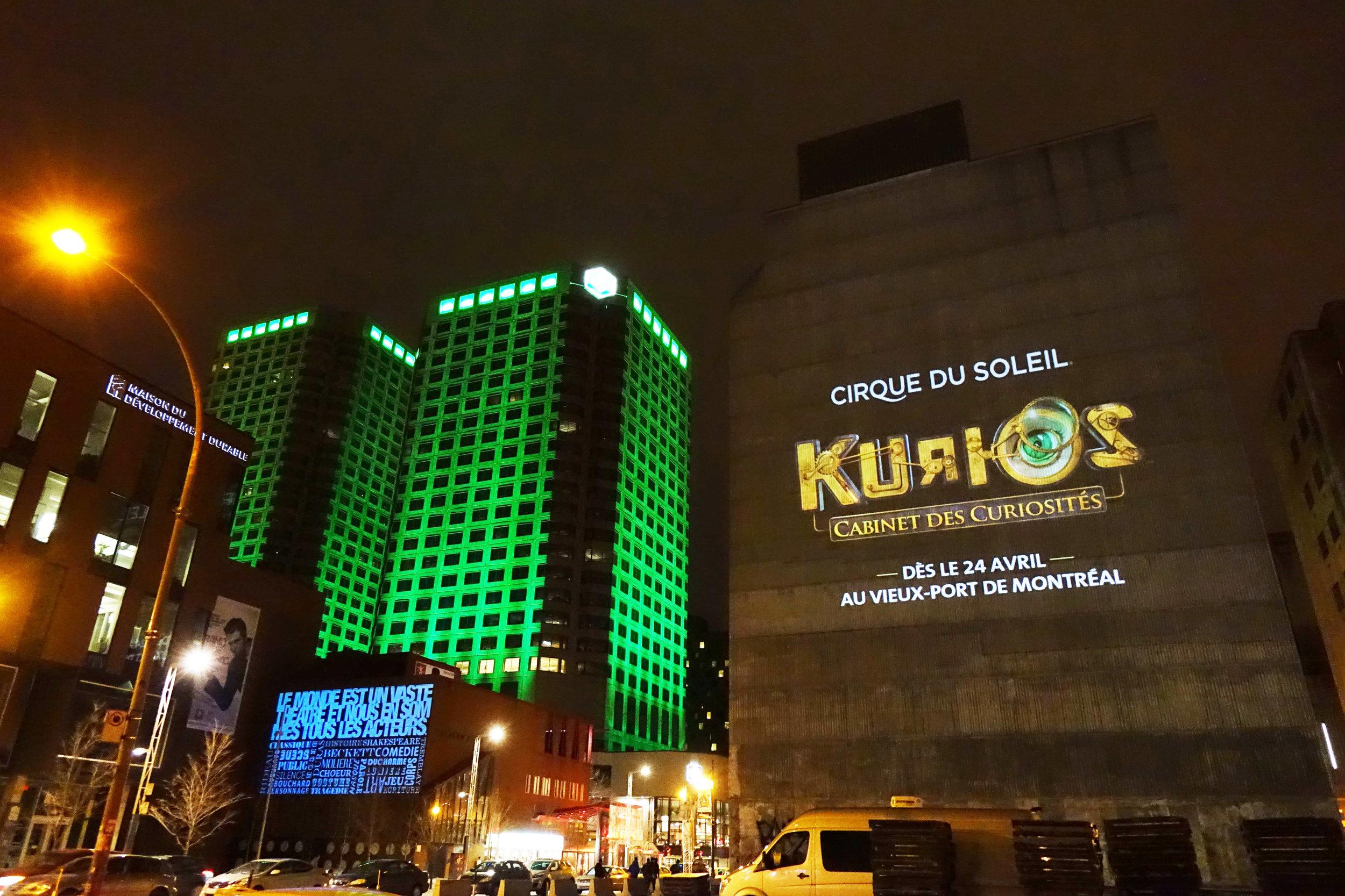 KURIOS (CIRQUE DU SOLEIL)   /// MONTRÉAL, TORONTO, NEW YORK