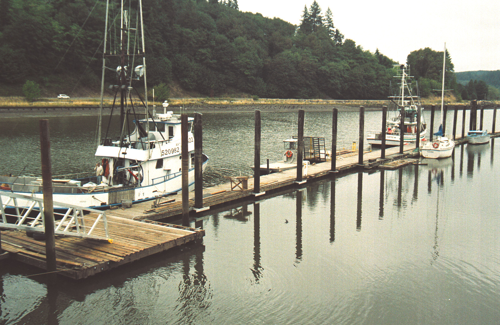 Port of Willapa Harbor