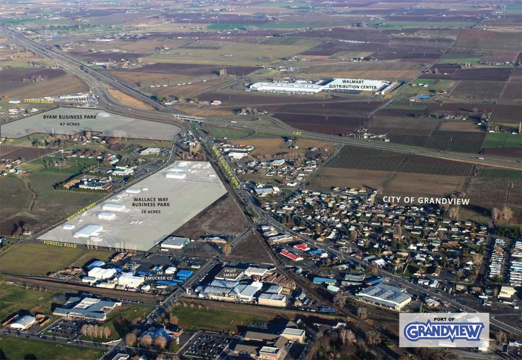 Port of Grandview