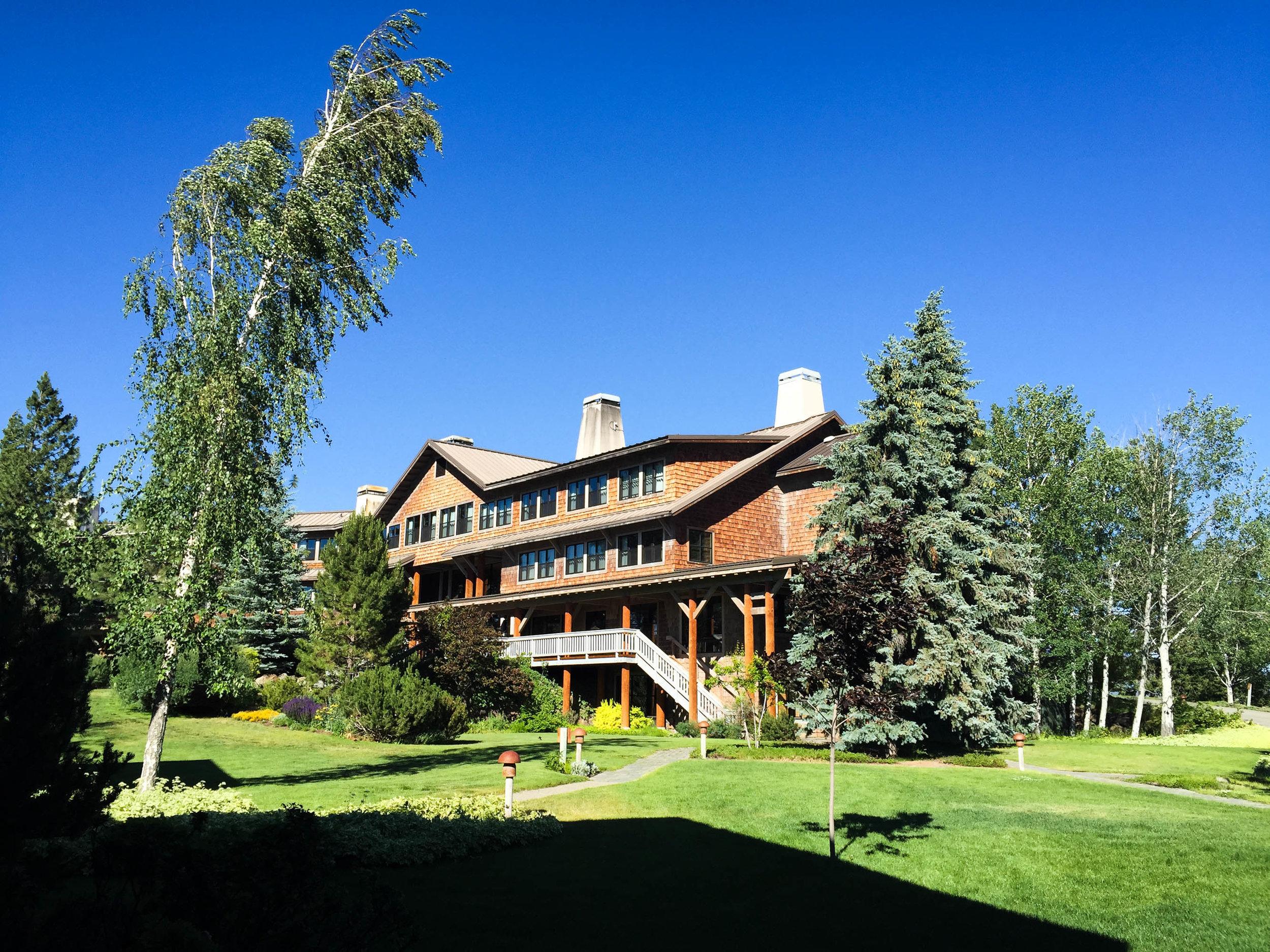 2016 ENVIRONMENTAL SEMINAR PRESENTATIONS - Sun Mountain Lodge | Winthrop, WASeptember 29-October 1, 2016