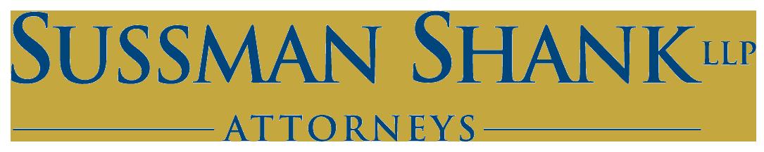 SUSSMAN SHANK LLP
