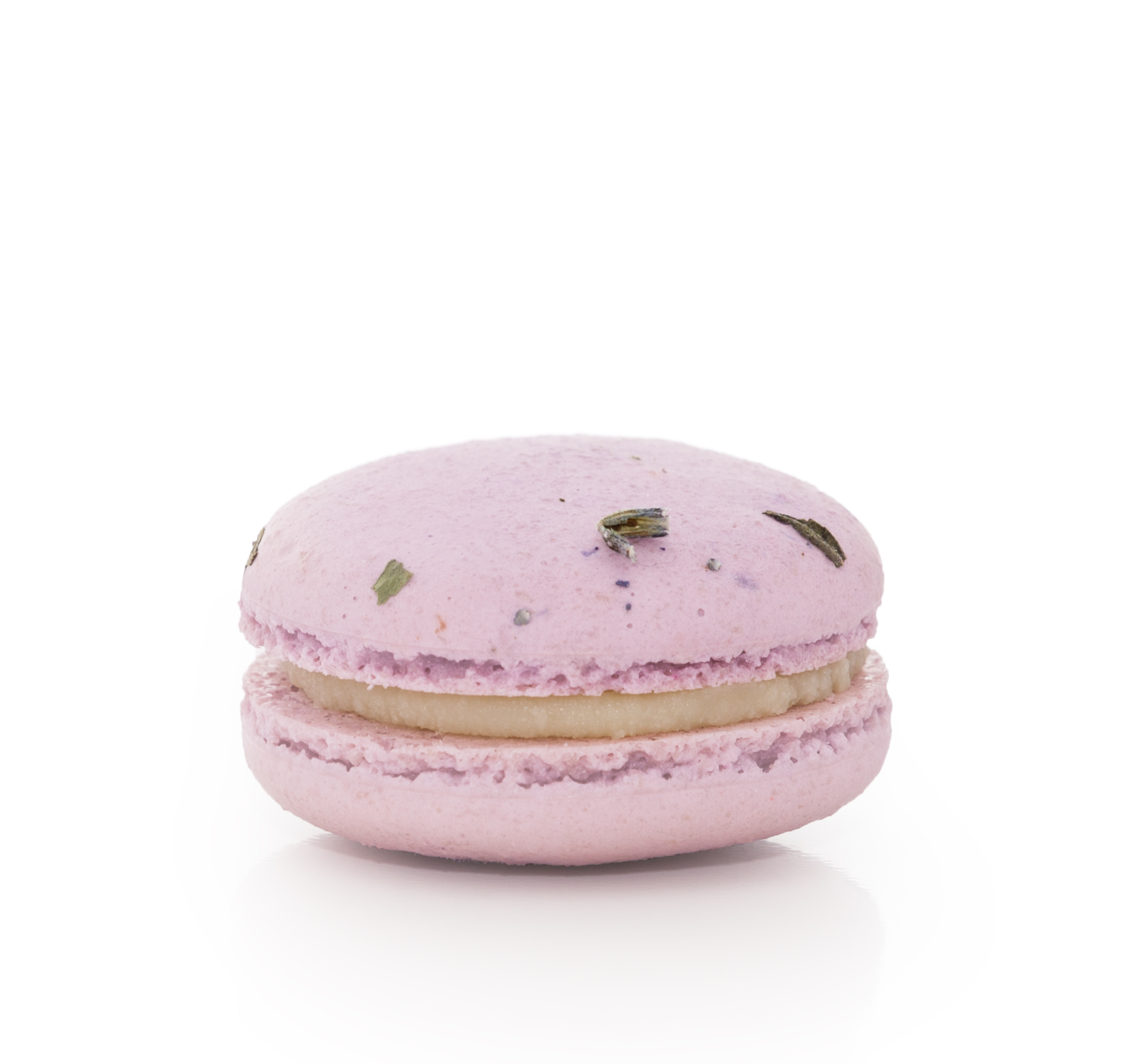 - Honey & LavenderWhite chocolate ganache steeped with lavender-and swirled with local honey
