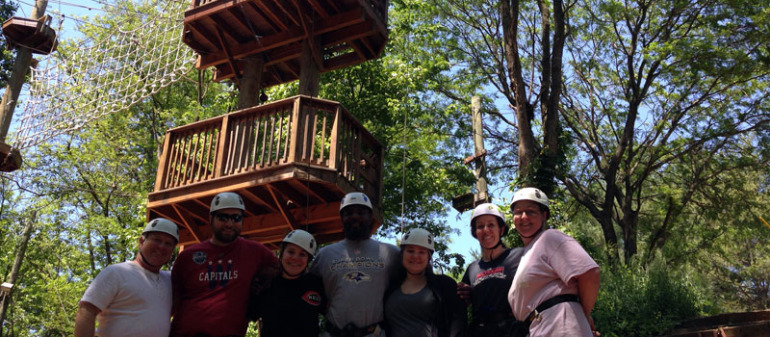 May 22 LRS Federal Team Building Activity