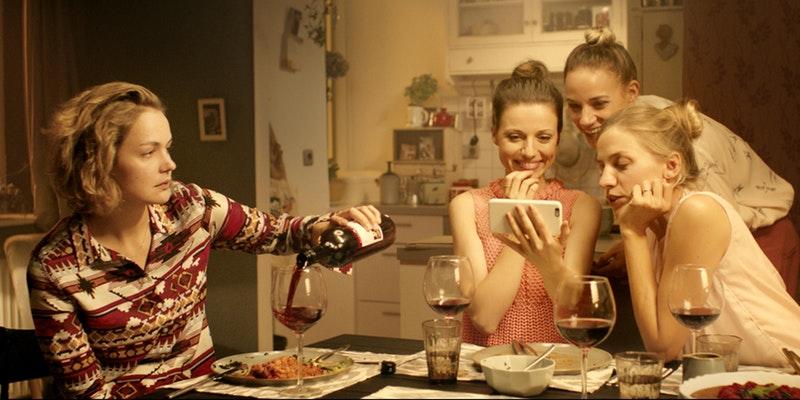 BEST NARRATIVE FEATURE FILM    PRETTY FAR FROM OKAY   HELENA HUFNAGEL