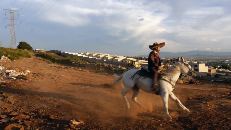 The Charro of Toluquilla   Photo by José Villalobos Romero, courtesy of the Tribeca Film Festival