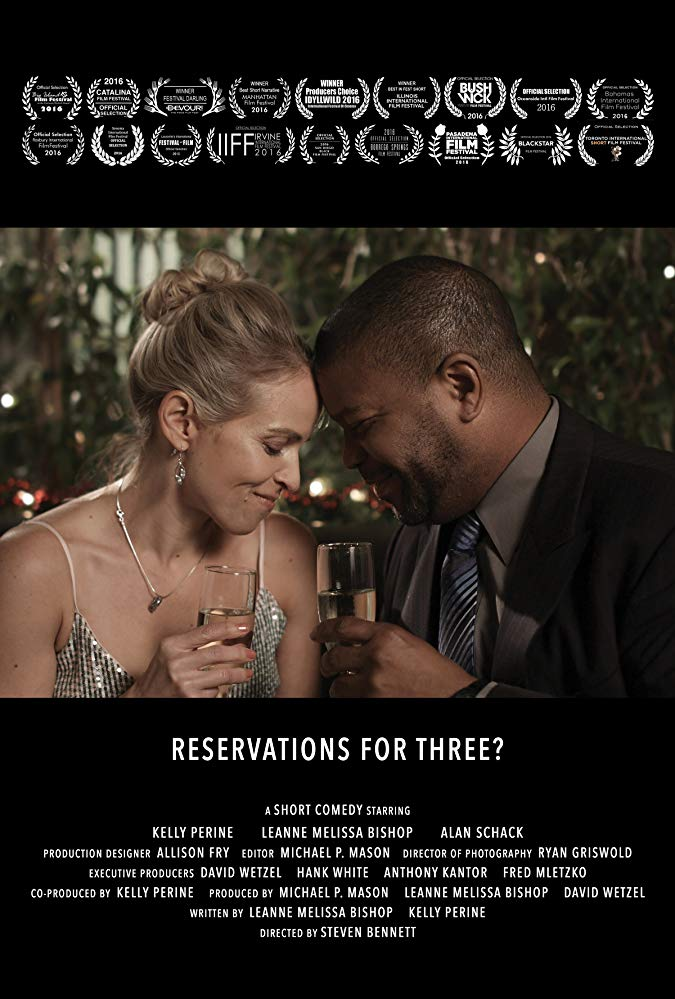 Reservations for Three?