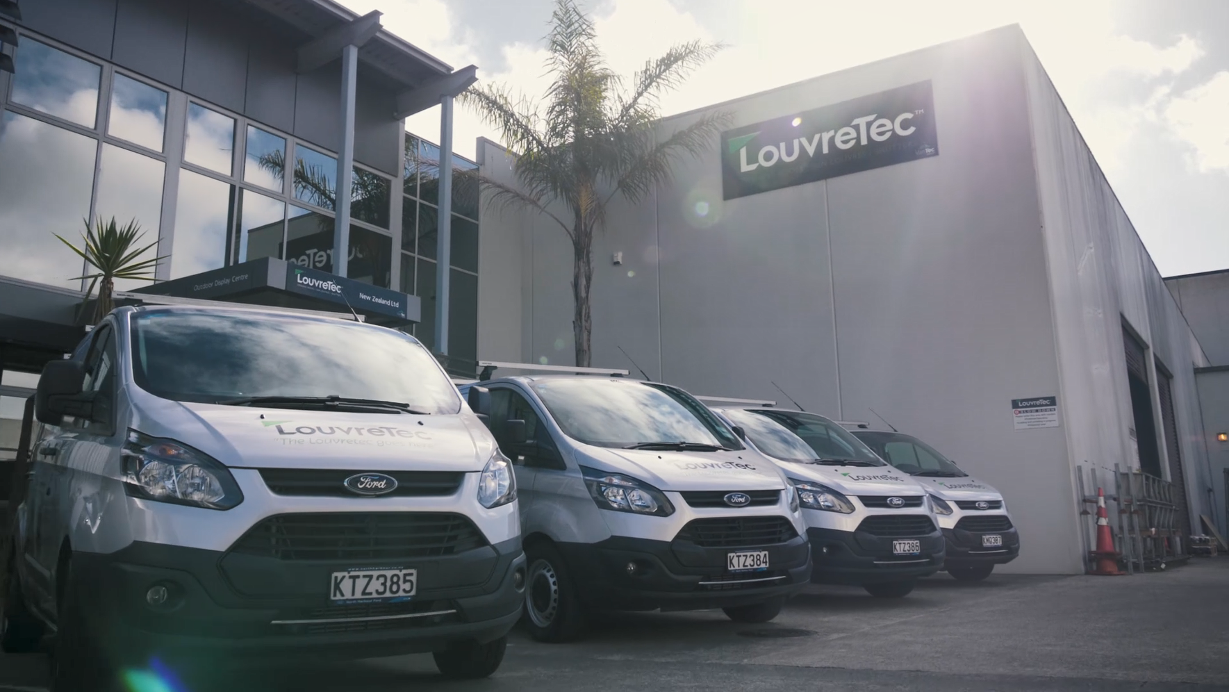 ford fleets - endorsement / showcase
