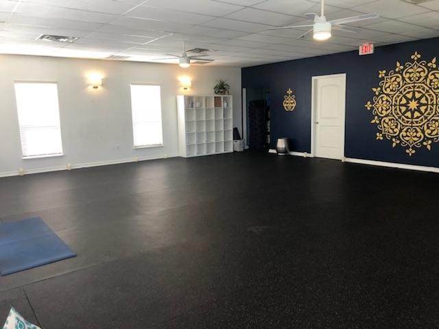Phlugerville, Tx yoga studio