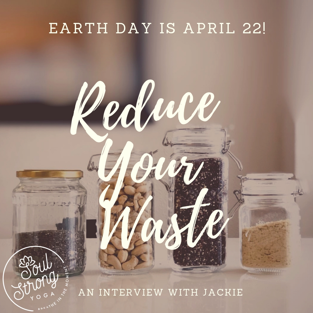 5 Methods for Reducing Your Daily Waste! Earth Day with