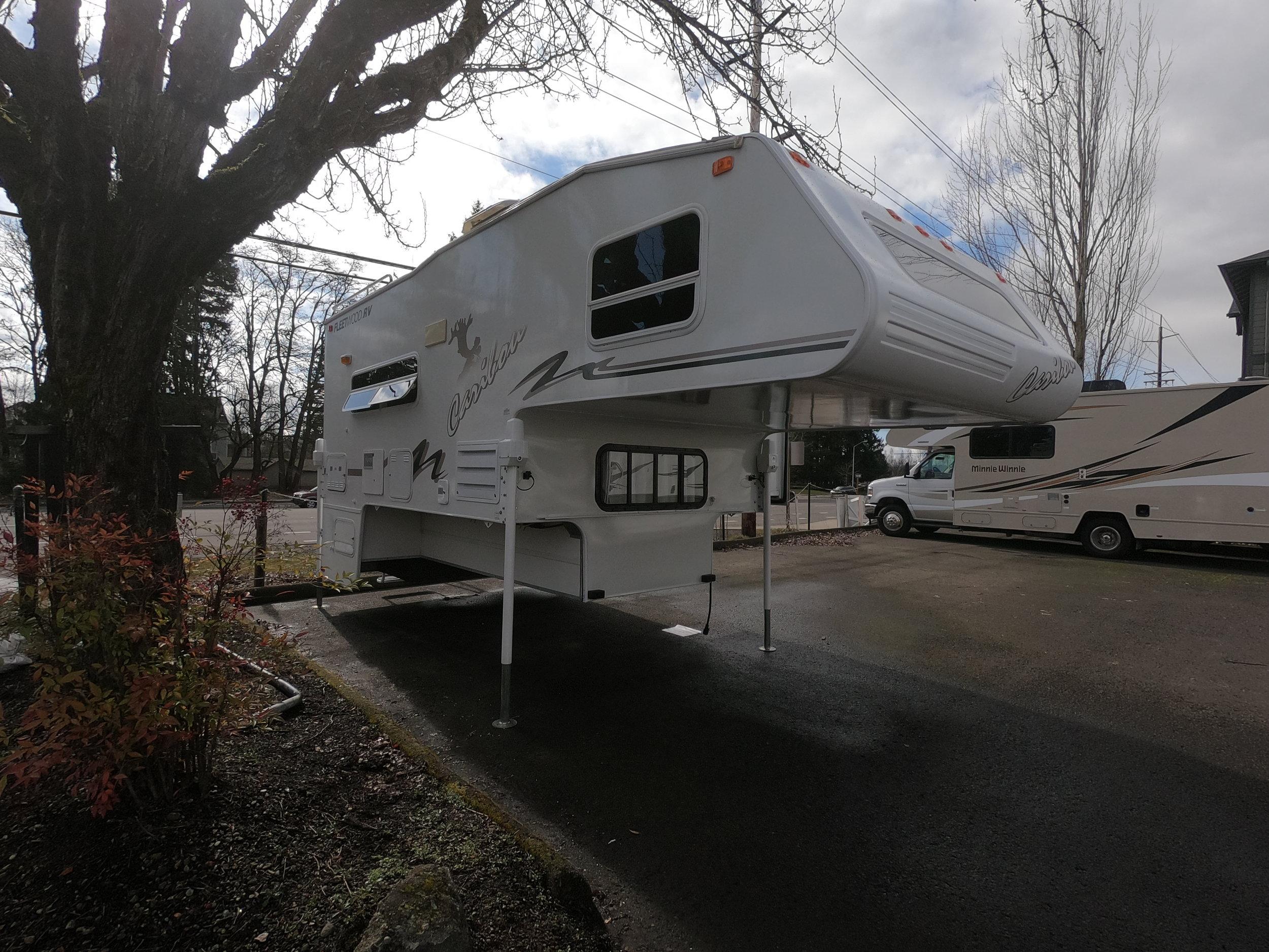 2012 Fleetwood Caribou — Cascade RV